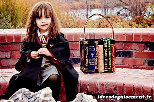 fancy dress of Hermione Granger - Letter H