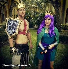 Costume of Clash of Clans