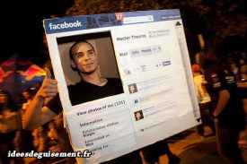 Costume of Facebook Page