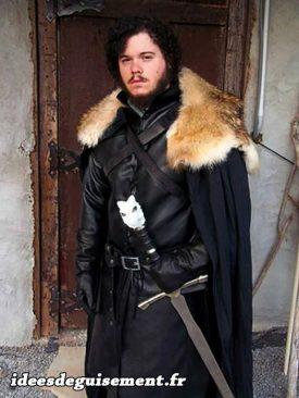 Costume of Jon Snow