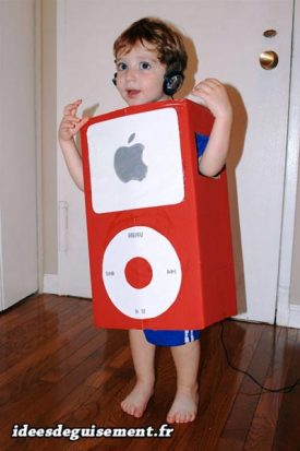 Costume of iPod
