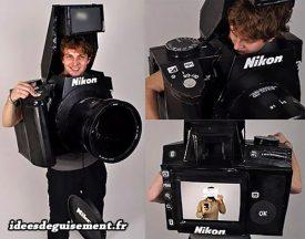 Costume of Nikon Camera