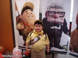 Costume of Russell from Up!