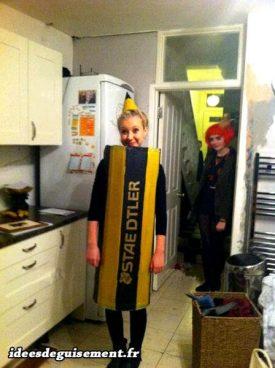 Costume of Pencil Staedtler