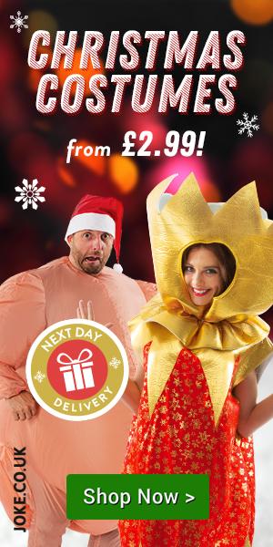 Cheap christmas costumes