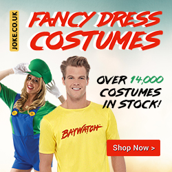 Fancy Dress Costumes shop now